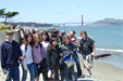 Photo of 6th Grade Class Trip from Jennifer Bamesberger