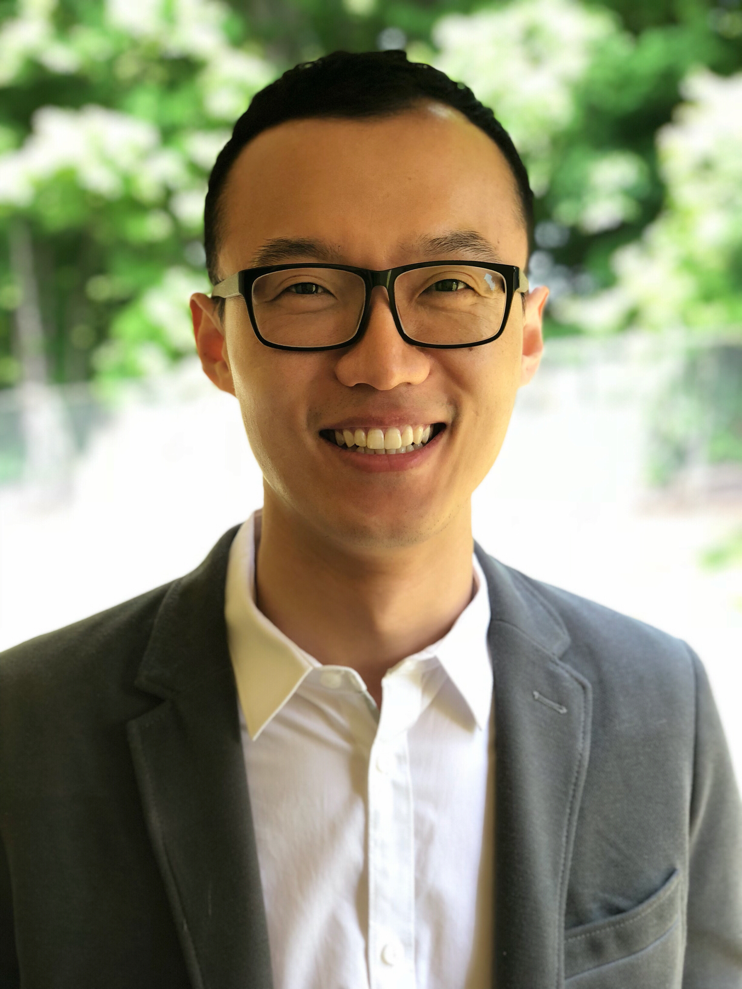 Photo of Simon  Wang
