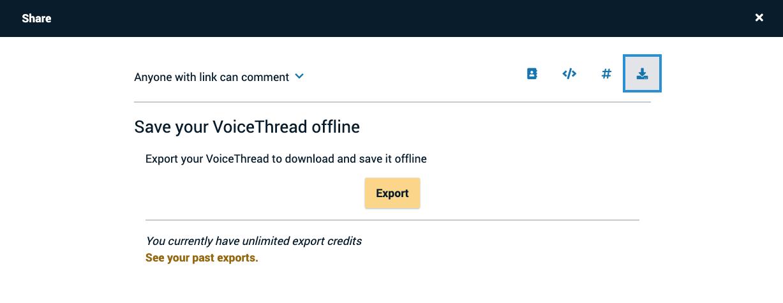 Screenshot universal-export-page.png
