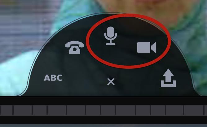 audio webcam