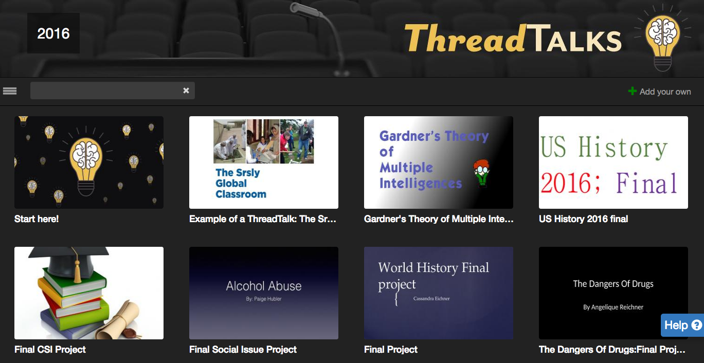 ThreadBox